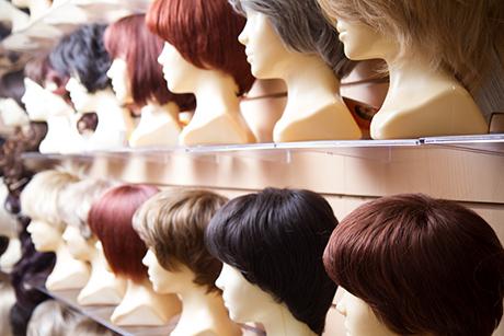 Kупить парик из искусственных волос с доставкой по России | LaNord.ru